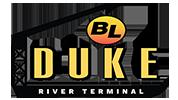 B.L. Duke River Terminal Logo